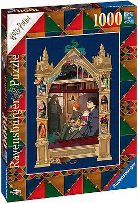 Cover of Harry Potter Hogwarts 1000 pieces