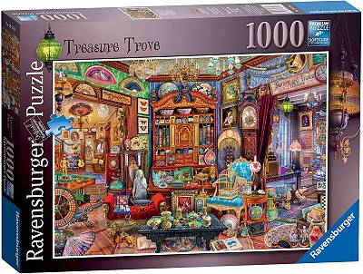 Cover of Treasure Trove, 1000pc