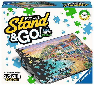 Cover of Stand & Go Puzzle Board Easel - Ravensburger - 4005556168262