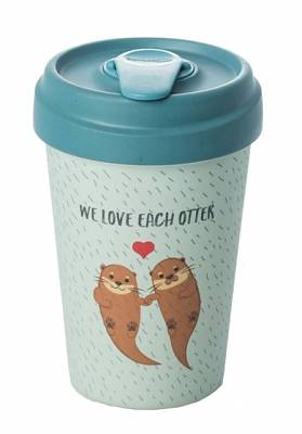Cover of Bamboo Cup - Otters