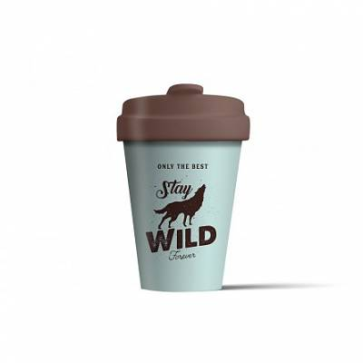 Cover of Bamboo Cup - Stay Wild