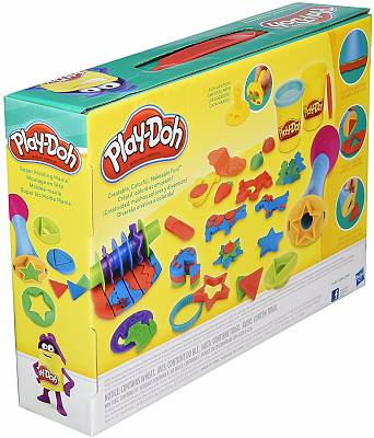 Cover of Play-Doh Super Moulding Mania