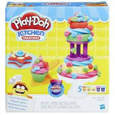 Cover of Play-doh Frost'n'Fun Cakes