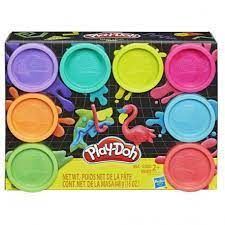 Cover of Playdoh 8 Pack Asst. Colors