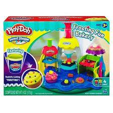 Cover of Playdoh Frosting Fun Bakery