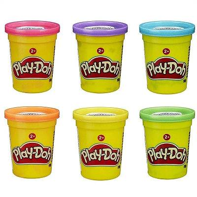 Cover of Playdoh Single Can 4oz