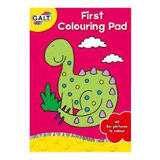 Cover of First Colouring Pad