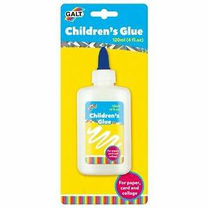 Cover of Children's PVA Glue