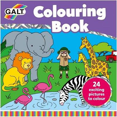 Cover of Colouring Book