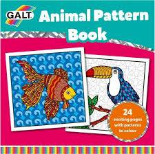 Cover of Animal Pattern Book