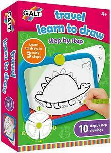 Cover of Travel Learn to Draw