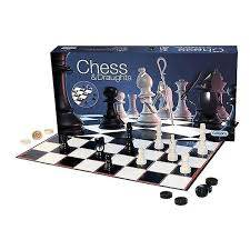 Cover of Chess & Draughts Set