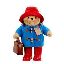 Cover of Large Paddington With Boots and Case - Rainbow Designs - 5014475014900