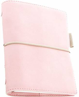 Cover of Domino Soft Personal Organiser Pale Pink