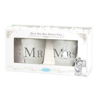 Cover of Mr and Mrs Double Mug Set