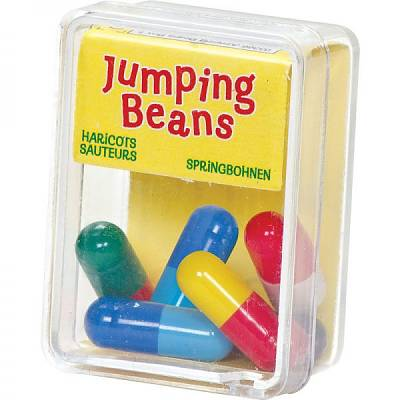 Cover of JUMPING BEANS BOX