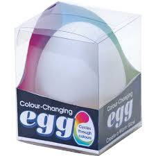 Cover of Lumo Light Up Egg