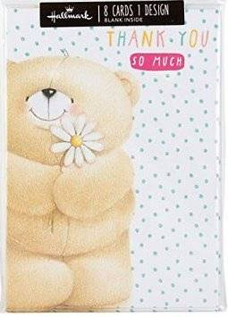 Cover of Thank You So Much Blank Cards 8 Pack