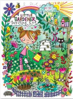 Cover of Little Gardener Writing Set - 5055040869976