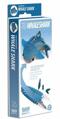 Cover of EUGY Whale Shark - 5060122734486