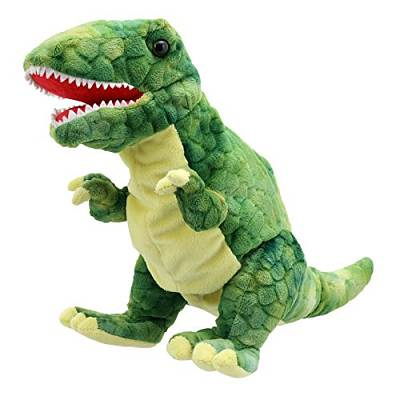 Cover of Baby Dino T-Rex Puppet - Puppet Company - 5060311835093