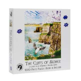 Cover of Cliffs of Moher 1000 Piece Puzzle