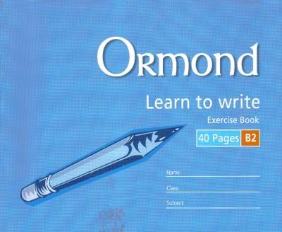 Cover of Ormond B2 Handwriting Copy