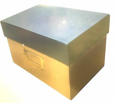 Cover of Natural Paper Photo Box