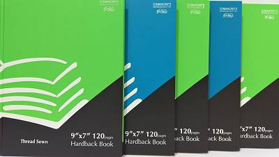 Cover of 9x7 120 Page Hardback Copy (3 Pack)