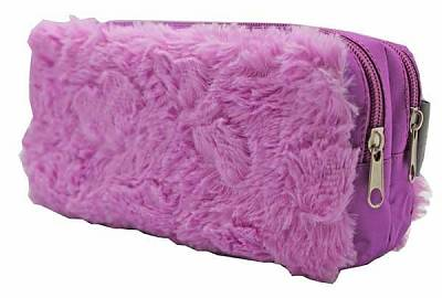 Cover of Large Furry Pencil Case - Supreme - 5391528793228
