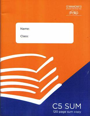 Cover of C5  Sum Copy 120 page