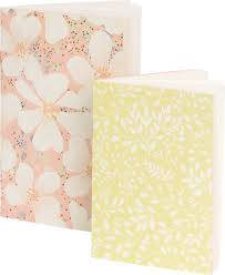 Cover of Bloomy Notebooks (2 pack) - 7630050803103