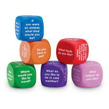 Cover of Conversation Cubes