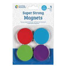 Cover of Super Strong Magnets