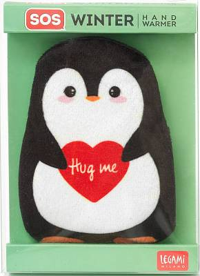 Cover of SOS Winter Hand Warmer - Penguin