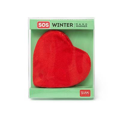 Cover of SOS Winter Hand Warmer - Heart
