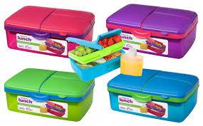 Cover of Sistema Quaddie Lunch Box - 9414202239655