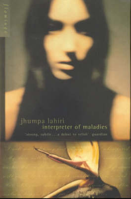 Cover of INTERPRETER OF MALADIES - Jhumpa Lahiri - 9780006551799