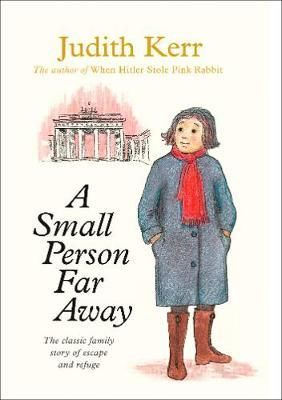 Cover of A Small Person Far Away - Judith Kerr - 9780007137626