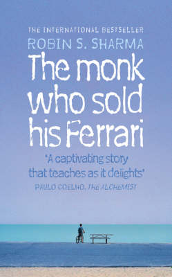 Cover of The Monk Who Sold His Ferrari - Robin Sharma - 9780007179732