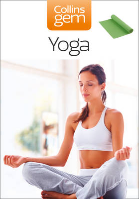 Cover of Yoga - Collins Gem - 9780007196845