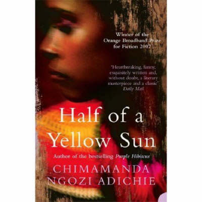 Cover of Half of a Yellow Sun