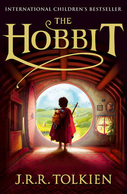 Cover of The Hobbit - J. R. R. Tolkien - 9780007458424
