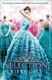 Cover of The Selection - Kiera Cass - 9780007466696