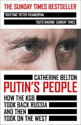 Cover of Putin's People