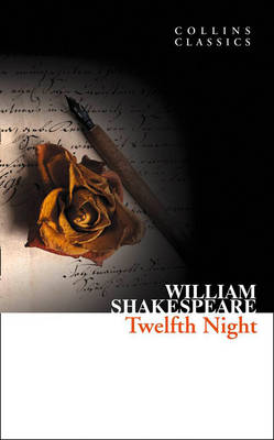 Cover of Twelfth Night - William Shakespeare - 9780007902385