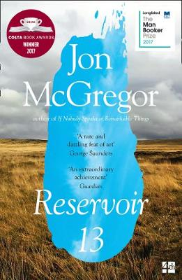 Cover of Reservoir 13 - Jon McGregor - 9780008204891