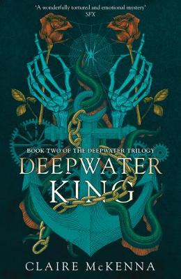Cover of Deepwater King (The Deepwater Trilogy, Book 2)