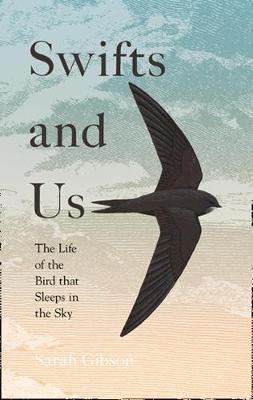 Cover of Swifts and Us: The Life of the Bird that Sleeps in the Sky