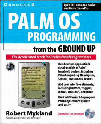 Cover of PALM OS PROGRAMMING - Mykland - 9780072121520